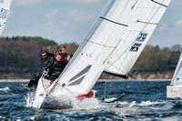 MaiOR 2017, Sunday, 39 J70 and one Melges