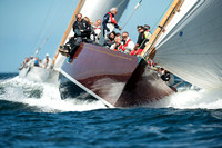 Rendezvous 2017, A few 12 meters and some other classical yachts